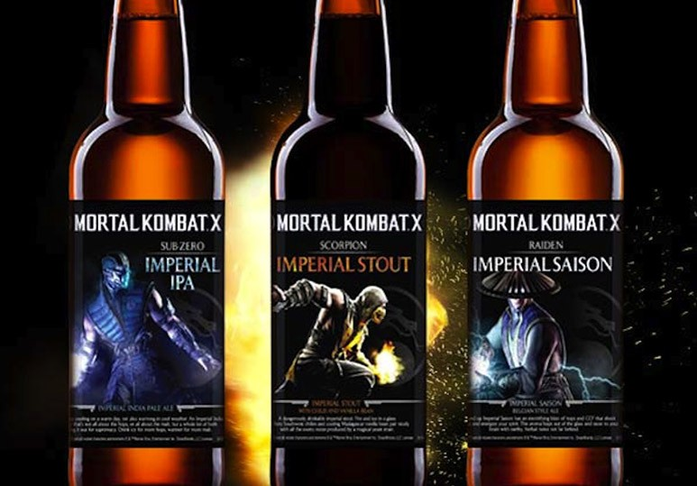 mortal combat beer canada