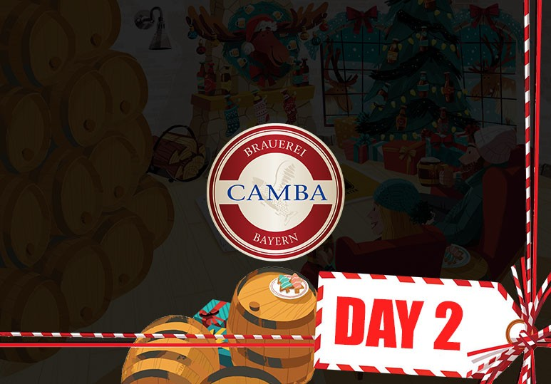 2016 day 2 craft beeradvent calender