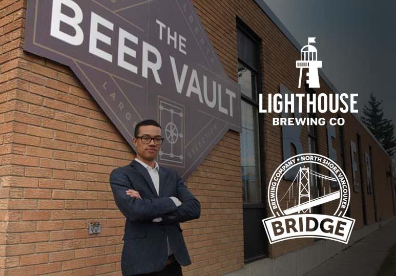 bc beer adventure beer vault calgary