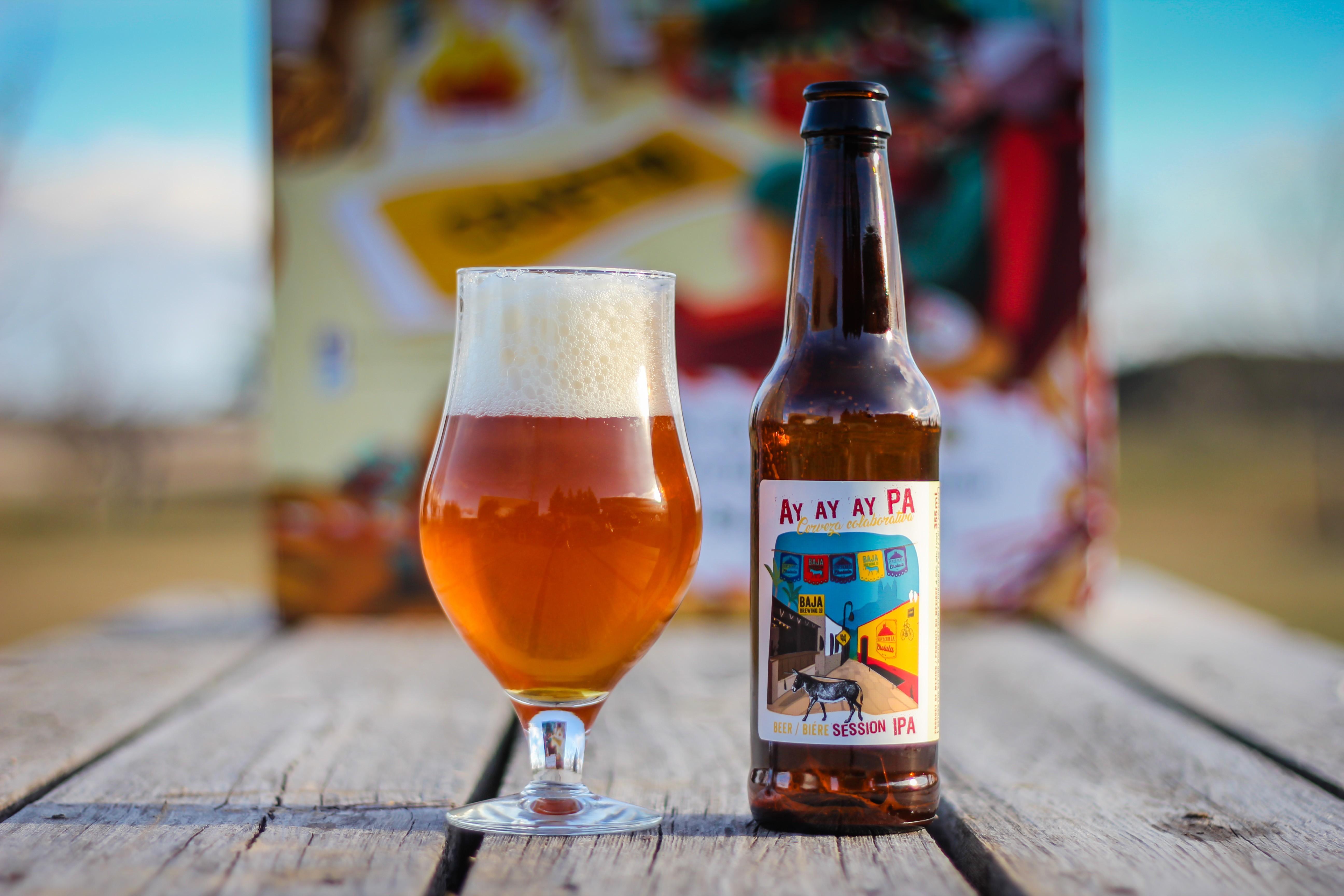 2018 Craft BeerAdvent Calendar: Baja Brewing Ay Ay Ay PA