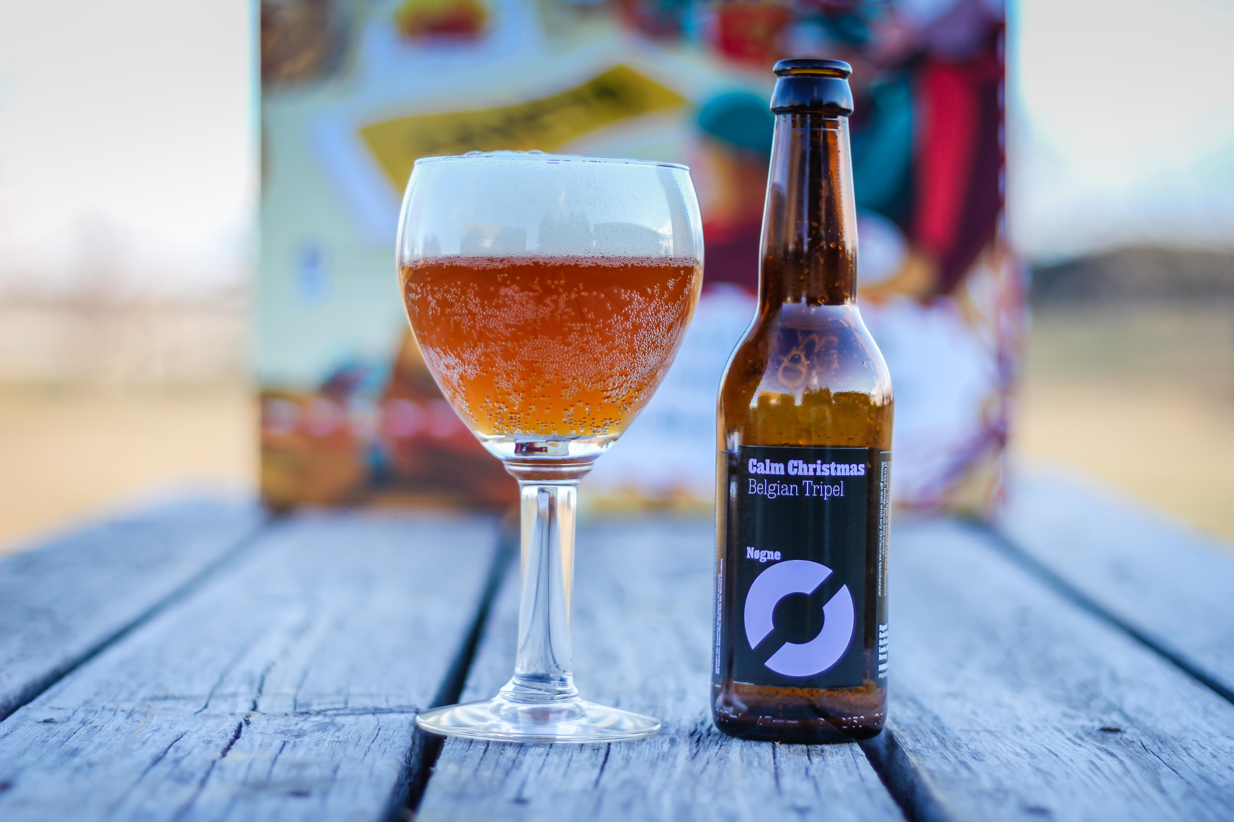 2018 Craft BeerAdvent Calendar: Nøgne Ø Calm Christmas
