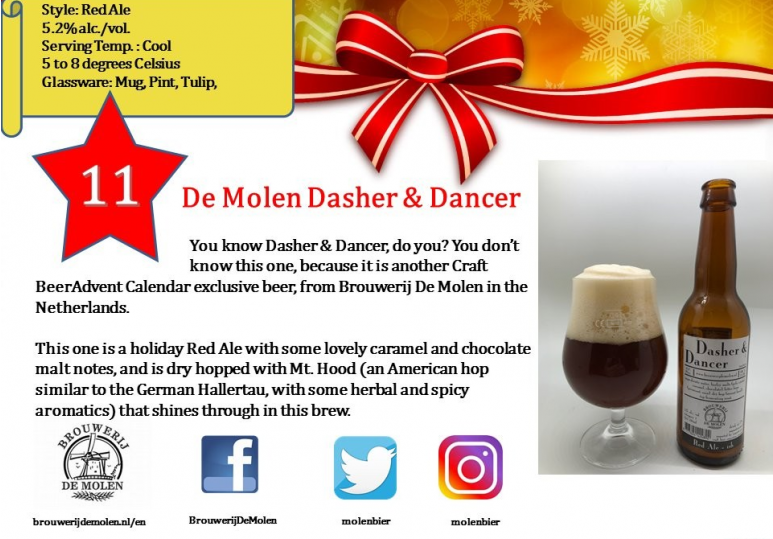 De Molen Dasher & Dancer