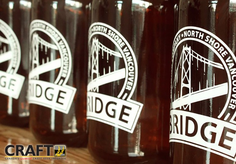 bridge brewing craft beer