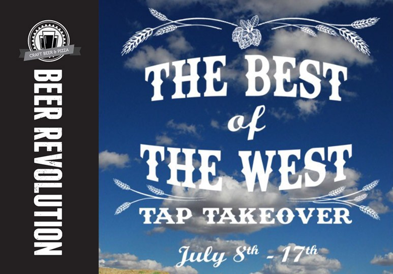 best of the west tap takeover calgary