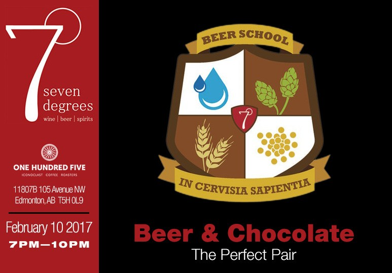 7degrees beer school edmonton