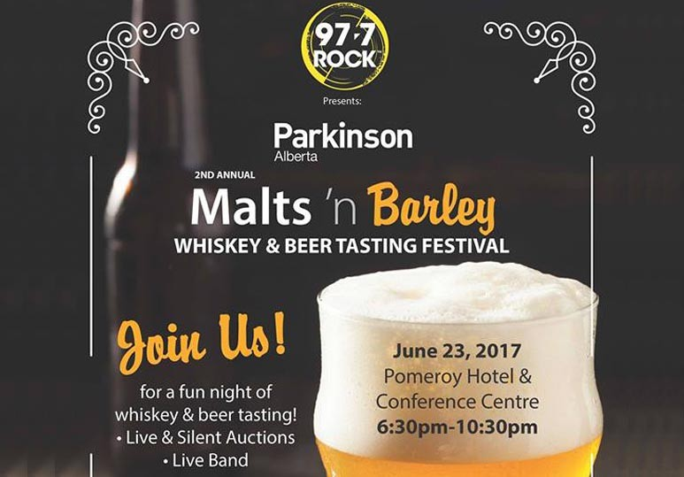 2nd Annual Malts n Barley Whiskey & Beer Tasting Festival