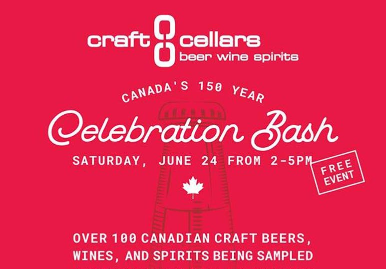 celebration bash at craft cellars